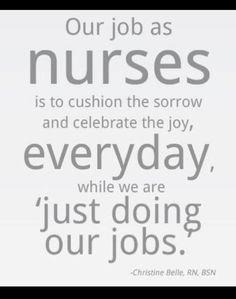 Nursing Quotes. Hello Nurse, Nurse Love, Rn Nurse, Nurse Humor, Nurse Stuff, Med Student, Nursing Profession, Nursing Career, Nursing Leadership