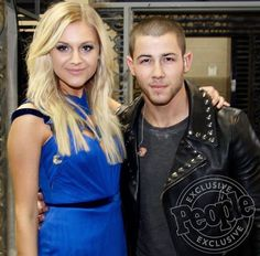 Nick Jonas and Kelsea Ballerini