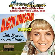 Little House on the Prairie legend Alison Arngrim  - coming to Windsor's RetroRama Classic Collectibles Con Oct. 30/2016! www.Facebook.com/RetroRamaWindsor Ronald Mcdonald House, Oct 30, Special Guest, Windsor, Facebook, Children, Classic, Fun, Comic Con