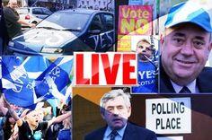 Scottish referendum - News, views, gossip, pictures, video - Mirror Online