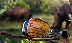 LSTN headphones: helping people hear in style
