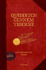 9 stars out of 10 for Quidditch gennem tiderne by J.K. Rowling #boganmeldelse #bookreview #books #bookish #booklove #bookeater #bogsnak Read more reviews at http://www.bookeater.dk