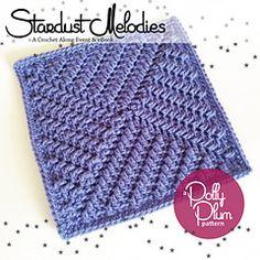 Ravelry: Stardust Melodies Crochet Along - patterns