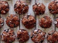 Get Super Chocolatey Buttons Recipe from Food Network