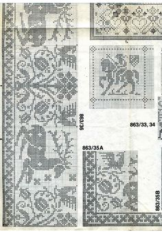 #ClippedOnIssuu from Burda special e863 1986 kreuzstichheft