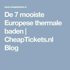 De 7 mooiste Europese thermale baden   CheapTickets.nl Blog