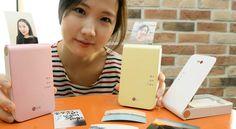 LG Pocket Photo 2.0, ainda mais pequena e para todos os bolsos