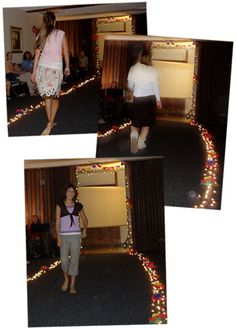 Modesty Fashion Show...Invite Parents....Explain your modesty expectations in a fun atmosphere!