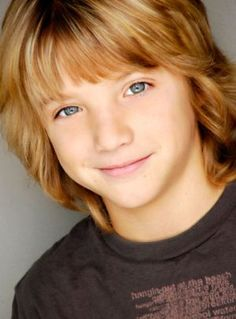 Jake Short.  Aaaawwwwwww look at him!