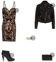 Looks para a passagem de ano (saltos altos) - Moda & Style