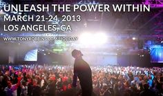 A few weeks ago I went to Unleash The Power Within, a Tony Robbins seminar. If you don't know who Tony is, watch this. The seminar was 4 days and hours. On day we went from 10 AM until 2 AM… Jim Rohn, Tony Robbins Seminar, Quotes Dream, Tony Robbins Quotes, Self Improvement Quotes, Career Quotes, Success Quotes, Weekend Events, New Year New You