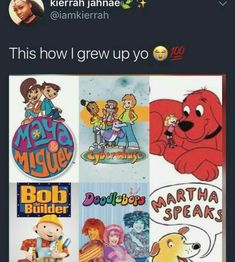 Yo fkin doodlebops gave me hella flashbacks like i am literally having nostalgia induced spasms rn Right In The Childhood, My Childhood Memories, Funny Relatable Memes, Funny Posts, Nostalgia, Up Girl, Word Girl, Ol Days, 90s Kids