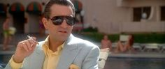 Carrera 5425 sunglasses - CASINO (1995) Movie Scene
