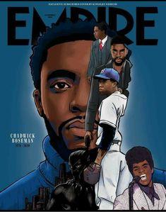 Black Panther 2018, Black Panther Marvel, Black Panther Movie Cast, Marvel Actors, Marvel Heroes, Marvel Avengers, Marvel Comics, Black Panther Chadwick Boseman, Empire