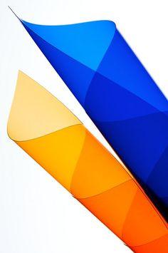 Blue and Orange ... Go Denver!!!