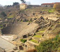 Ancient Theatre of Fourvière — Ancient Roman theatre in Lyon. Also they still host festivals here sometimes.
