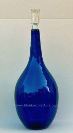 Blenko Cobalt