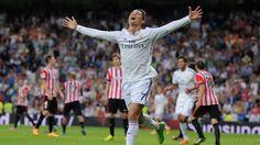 El año 2014 ha estado de nuevo repleto de goles y récords para Cristiano Ronaldo. El astro luso, ganador del FIFA Ballon d'Or 2013, ganó la Copa del Rey y la Liga de Campeones de la UEFA con el Madrid.
