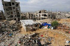World not delivering on #Gaza reconstruction promises, new report warns - 6 months since donors pledged $3.5 billion towards Gaza's recovery, many people are worse off and not a single one of the 19,000 destroyed homes has been rebuilt. 100,000 people are still homeless and many are living in makeshift camps or schools. Please share this. Read more http://oxf.am/Zgwc #OpenGaza