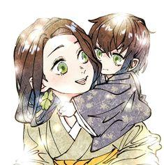 Manga Anime, Anime Demon, Anime Chibi, Manga Art, Anime Art, Film D'animation, Dragon Slayer, Manga Covers, Slayer Anime
