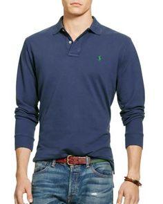 POLO RALPH LAUREN Cotton Mesh Classic Fit Polo.  poloralphlauren  cloth   polo 763470c49c6