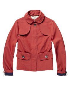 Bonded sailor jacket - Jackets - Scotch & Soda Online Shop