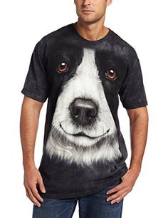 The Mountain Border Collie T-Shirt, 4X-Large, Black  #4XLarge #Black #Border #Collie #Mountain #TShirt From BorderCollies.xyz. Click through for more!