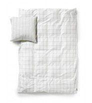 Hay S Minimal sengetøj ekstra længde - Lemon