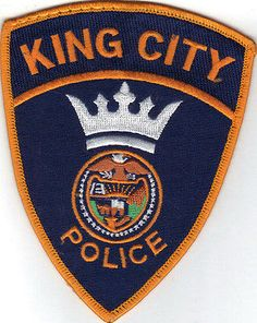 KING-CITY-POLICE-DEPARTMENT-OREGON-PATCH