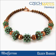 TrendSetter Jewelry featuring the new CzechMates Triangle and Starman ColorTrends collections