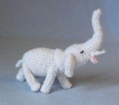 amigurumi galerie capcrochet crochet éléphant animaux poupée