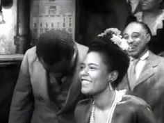 Jazz Video - Billie Holiday & Louis Armstrong - Dixie Music Man (New Orl...