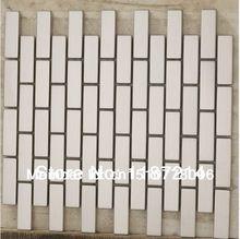 vendita calda di cristallo metallo mosaici in acciaio inox cucina bagno piastrelle tessere di mosaico a parete retro nobile stile lussuoso(China (Mainland))