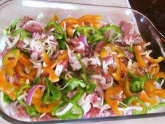 Χοιρινή τηγανιά !!! ~ ΜΑΓΕΙΡΙΚΗ ΚΑΙ ΣΥΝΤΑΓΕΣ Tacos, Food And Drink, Mexican, Ethnic Recipes, Mexicans