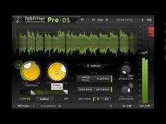 Fabfilter's new Pro-DS plugin is rather miraculous. It's a de-esser and its detection algorithm represents a quantum leap above any other de-esser I've used. Fabfilter products have the most usable, intuitive, and practical interfaces of almost any software I've ever used. Perfection, and easily worth the $189 asked. Download the demo and try it yourself. Available in AU, VST, VST 3, AAX and RTAS formats for Mac OS X and Windows