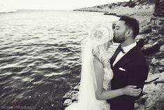 Destination Wedding - Glyfada, Greece - Beach Wedding Photography Glyfada Greece, Beach Wedding Photography, Diana, Destination Wedding, Couple Photos, Couples, Wedding Dresses, Fashion, Moda