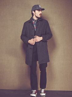 Hartford Collection Homme Hiver Winter 14 Menswear