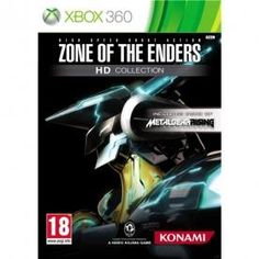 Zone Of The Enders HD Collection Game Xbox 360 | http://gamesactions.com shares #new #latest #videogames #games for #pc #psp #ps3 #wii #xbox #nintendo #3ds