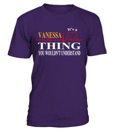 # VANESSA THING .  VANESSA THING