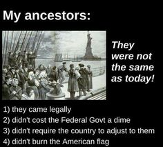 You need to read some fucking history dude if you think any of this is true. Liberal Logic, My Ancestors, Conservative Politics, Our Country, To Infinity And Beyond, God Bless America, We The People, That Way, American History