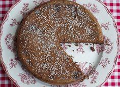 Chocolate Cake Picnic Paris