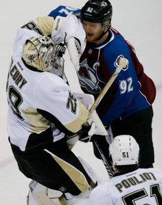 March 4, 2015 — Avalanche 3, Penguins 1 (Photo: Associated Press)