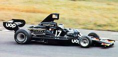 17 Jean-Pierre Jarier Shadow DN 7 Matra V12 UOP Shadow - Austria 1975
