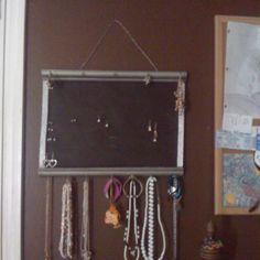 Jewelry hanger!