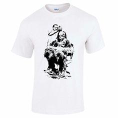 Men's Banksy Chewbacca Haircut Graffiti Artist Street Art T Shirt White XXL BANG TIDY CLOTHING http://www.amazon.co.uk/dp/B012SYZIKW/ref=cm_sw_r_pi_dp_dSiWvb13CHJ2Q