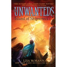 Island of Shipwrecks (Unwanteds #5) by Lisa McMann -- Delivery estimate: Monday, February 16, 2015 - Monday, February 23, 2015 by 8:00pm