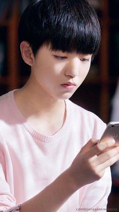 Wang Junkai #WJK #Karry #WangKarry #王俊凯 #หวังจุนไค #จุนไค #tfboys #tfphone