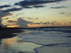 Cumbuco beach, Ceará, Brazil