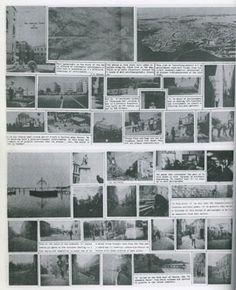 Ralph Rumney – Psychogeographic map of Venice, 1957