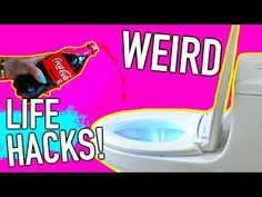 Weird life hacks EVERY girl should know!